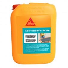 Sika Plastiment BV-540 - Plastifiant/ reducator de apa pentru beton cu aplicabilitate universala