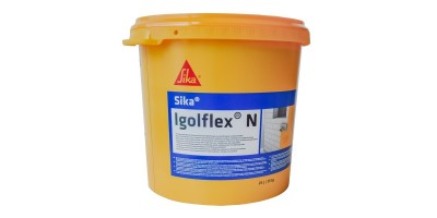 Sika Igolflex N - Hidroizolatie bituminoasa