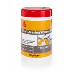 SikaCleaning Wipes-100 - Servetele pentru curatare