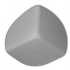 S-Corner PVC 90° / I light grey - Coltar de interior