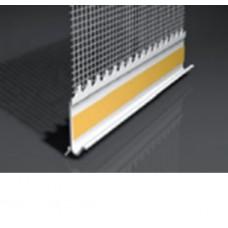 Ejot - Profil conexiune intre plasa de armare si profil de aluminiu soclu