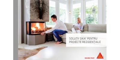 Catalog Sika Proiecte Rezidentiale